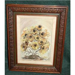 "Oil Painting ""Bouquet of Friendship""  by La Rue#2378192"
