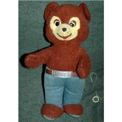 Vintage Knickerbocker Talking Smokey Bear.   #2378206