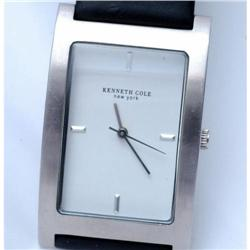 Kenneth Cole New York Brushed Steel Men's Watch#2378207