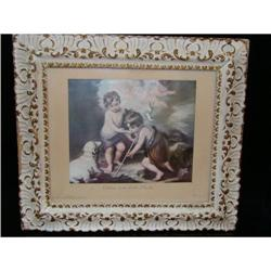 Murillo Children of the Shell  Framed Print  #2378227