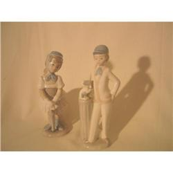 Two Castilla Figurines from Spain #2378258