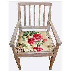Shabby Chic - Antique Arm Chair #2378268