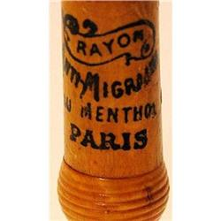 ANTIQUE VINTAGE SMELLING SALT CASE PARIS, #2378275