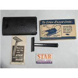 Star Safety Razor #2378296