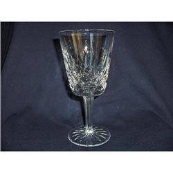 "WATERFORD ""Lismore"" 8oz. Goblet  #2378302"