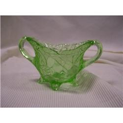 Early American Fruit Pattern Sugar/Creamer #2378323