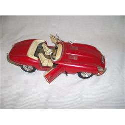 Red Jaguar Toy Car #2378330