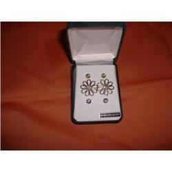 3 pairs of ear rings #2378461
