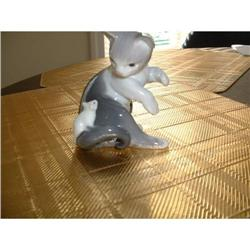 LLADRO CAT AND MOUSE #2378477