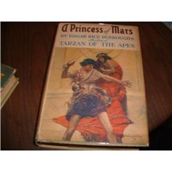 A PRINCESS OF MARS,E. R. BURROGHS #2378489