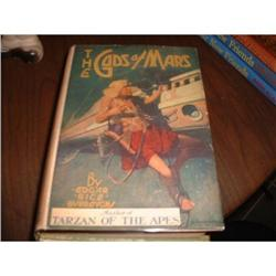THE GODS OF MARS ,E. R. BURROGHS #2378490