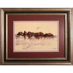 Rocky Coastline by Harold Cohn #2392537