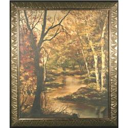 Contemporary Oil Landscape Painting, ?Gentle #2392550
