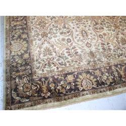 8.09 x 12.00 Serene, 100% New Zealand Wool Pile#2392562