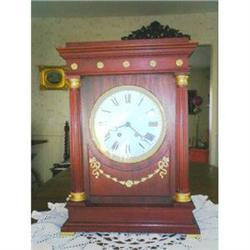 Greek Style Bracket Clock, Circa 1830 #2392613