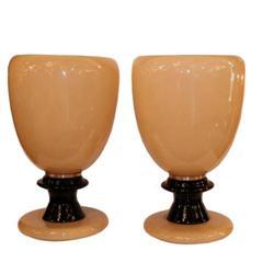 Pair of Murano Glass Lamps #2392630
