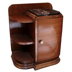 Pair of Art Deco Night Stands #2392633