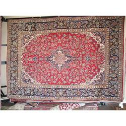 """13'7 X 9'4"""" Tabriz Persian Oriental Rug #2392658"""