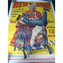 Vintage Poster - New Home Sewing Machines #2392713
