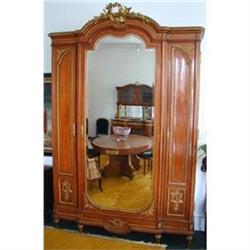French Maple Armoire #2392759