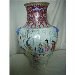 chinese porcelain vase #2392764