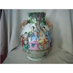 chinese porcelain jar #2392767