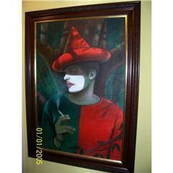 Haitian Painting, Jean-Claude Legagneur, #2392795