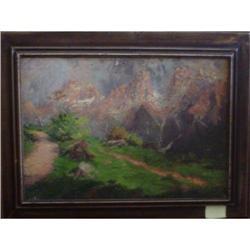 Amazing Borasodoni's Oil Painting #2392801
