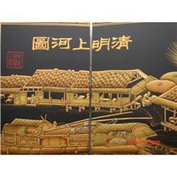 Qingming festival on Riverside, 6 wood panel #2392812