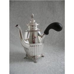Swedish Sterling Silver Gustavian Style Coffee #2392867