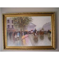 Andre Gisson painting #2392870