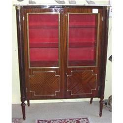 Louis XVI Style Display Cabinet #2393126