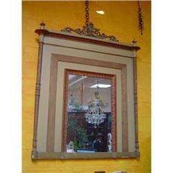 Venetian Overmantel Mirror #2393154