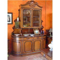 Italian Venetian Elegant bookcase #2393162