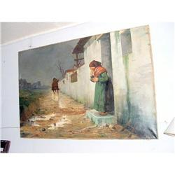 Italian Painting by  Felice del Santo #2393395