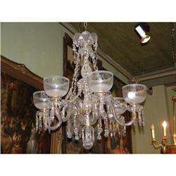 French   6L   quality crystal  chandelier  #2393422