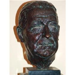 Jo Davidson  Biographer in Bronze  BUST  #2393427