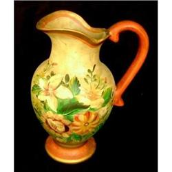 Antique Victorian Footed Pitcher #2393452