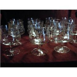 elegant glassware #2399857