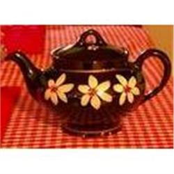 Royal Canadian Art Pottery Tea Pot #2359849
