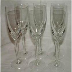 Champagne Flutes Set of 6 #2359851