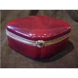 Art Deco Red Sevres Box #2359879