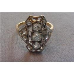 Edwardian Diamond Ring #2359881