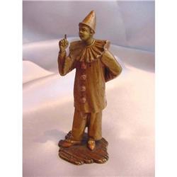 Antique Bergmann Vienna Bronze Pierrot #2359912