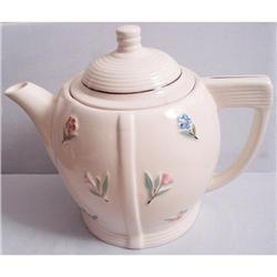 Porcelier ART DECO Flower Coffee Pot #2359916