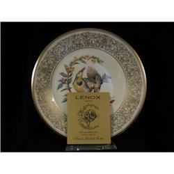 """""""Meadowlark"""" limited edition bird plate by #2359965"""