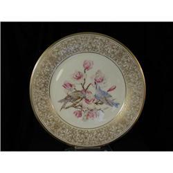 """""""Mountain Bluebird"""" limited edition bird plate #2359966"""