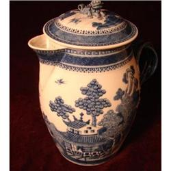 C.1840 CHINESE EXPORT BLUE FITZHUGH NANKING #2359970