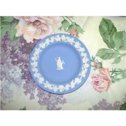JASPERWARE DISH *FIGURE of  YOUNG GIRL* #2359999
