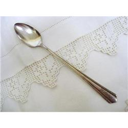LONG HANDLE SPOON - SIGNED WOOLWORTH #2360011